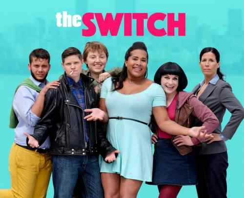 The Switch, TV's first transgender situation comedy, created by Amy Fox, Mr. Media Interviews