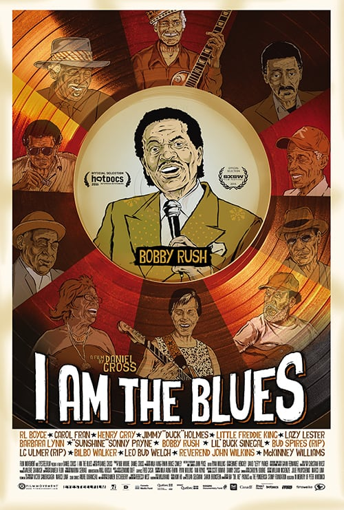 I Am The Blues, documentary by Daniel Cross, Mr. Media Interviews