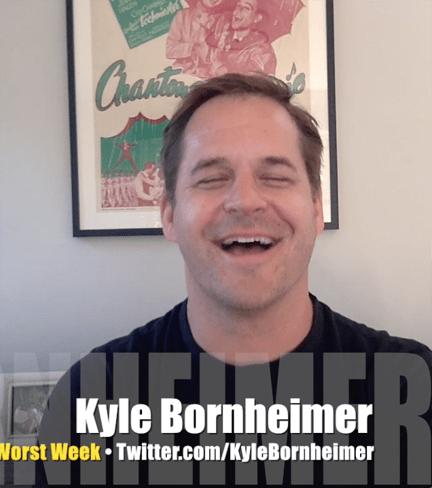 "Kyle Bornheimer, actor, ""Casual,"" ""Love,"" ""Worst Week,"" Mr. Media Interviews"
