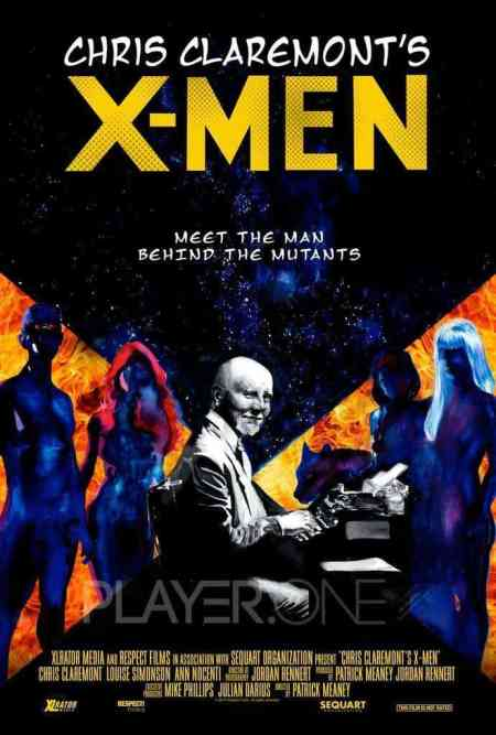 Chris Claremont's X-Men, documentary film directed by Patrick Meaney, Mr. Media Interviews