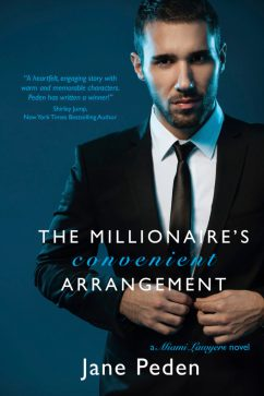The Millionaire's Convenient Arrangement by Jane Peden, Mr. Media Books