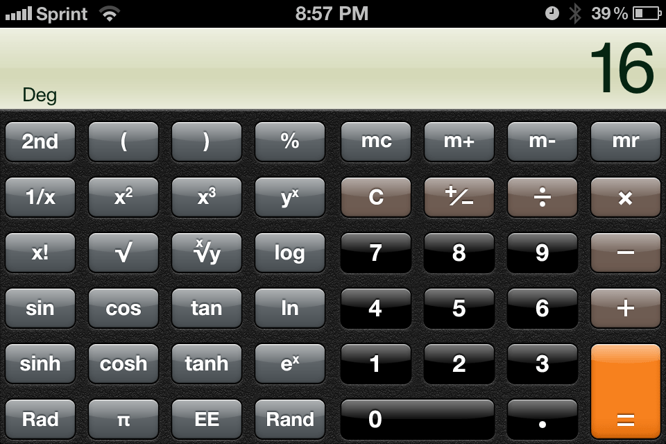 No Calculator On The IPad?! Best Free Calculator Apps