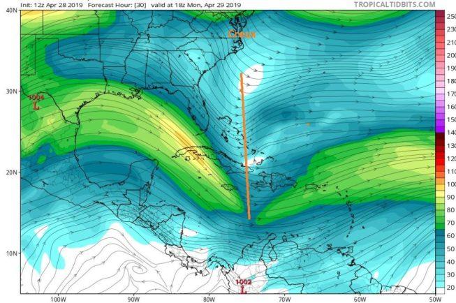 De fortes averses pourraient toucher plusieurs régions du pays aujourd'hui et demain 47