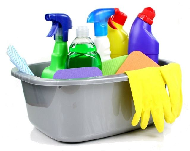 Must-have Cleaning Supplies