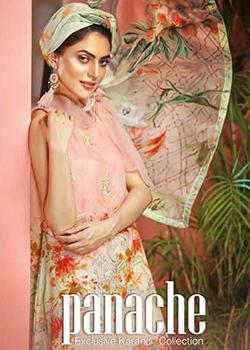 Panache Exclusive Karandi Collection 2020 - Original