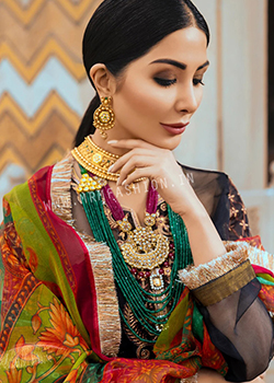 Seerat By Sanaya Luxury Chiffon Collection - Original