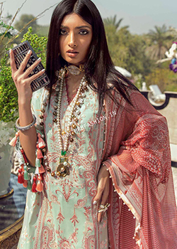 Sana Safinaz Muzlin 2021 - Original