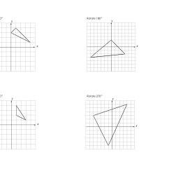Rotations Worksheet   mrmillermath [ 1275 x 1651 Pixel ]