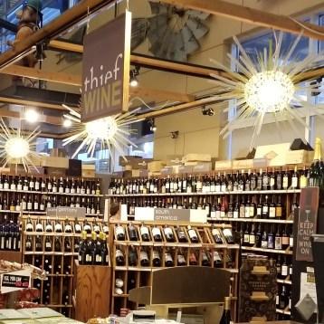 Thief Wine at Milwaukee Public Market