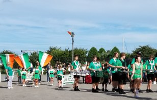 Irish Fest Parade