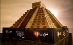 Chocolate Mexico Pyramid