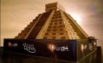 Chocolate Mexico Pyramid