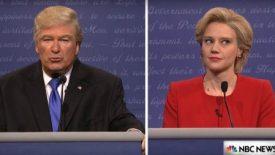 Alec Baldwin As Trump on SNL – Fantastic! (VIDEO)