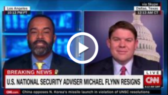 Mo'Kelly on CNN re: Michael Flynn Resignation (VIDEO)