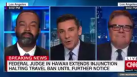 Mo'Kelly on CNN International: Travel Ban Halted AGAIN * Russia Investigations' Integrity (VIDEO)