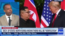 Mo'Kelly on HLN Re: North Korea Summit Takeaway * Republican Poking of 'Trump Bear' (VIDEO)