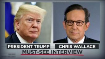 The FOX News Interview of President Trump by Chris Wallace (VIDEO)