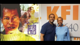 The Mo'Kelly Show – 'My Oh My It's Time to Fly' with Singer/Songwriter Rickie Byars (AUDIO)
