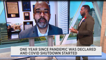Mo'Kelly Offers Analysis on Year One of COVID in America (WATCH)