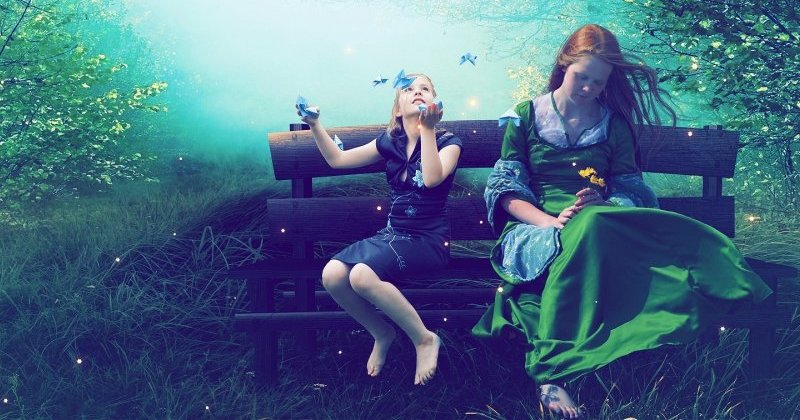 cg_digital_art_manip_fantasy_dream_magic_trees_forest_soft_mood_butterfly_girl_children_women_happy_joy_800x600