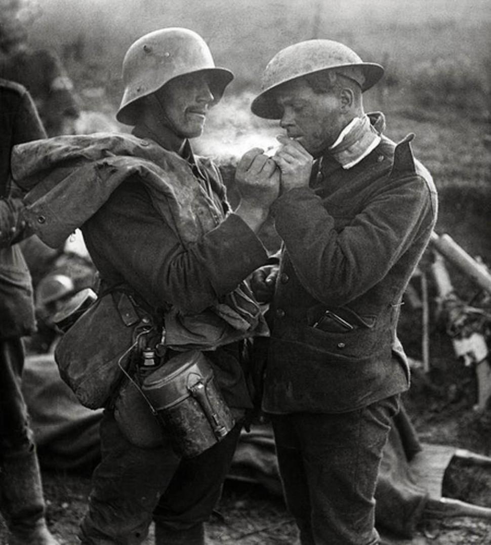 La Treve De Noel Ces images étonnantes de la trêve de Noël 1914 ont 100 ans