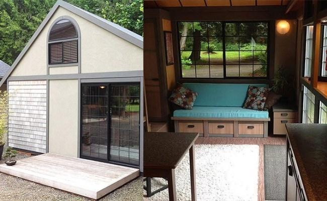 Chris Vous Fait Visiter Sa Tiny House Asiatique De 26m