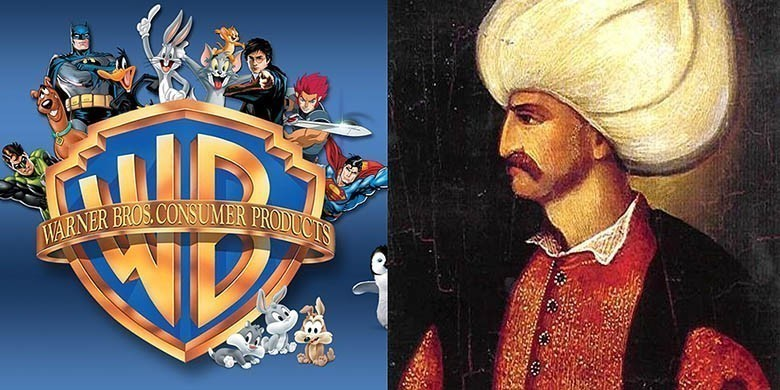 Warner bros et empire Ottoman