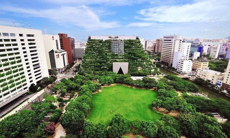 ACROS-Fukuoka-Japan