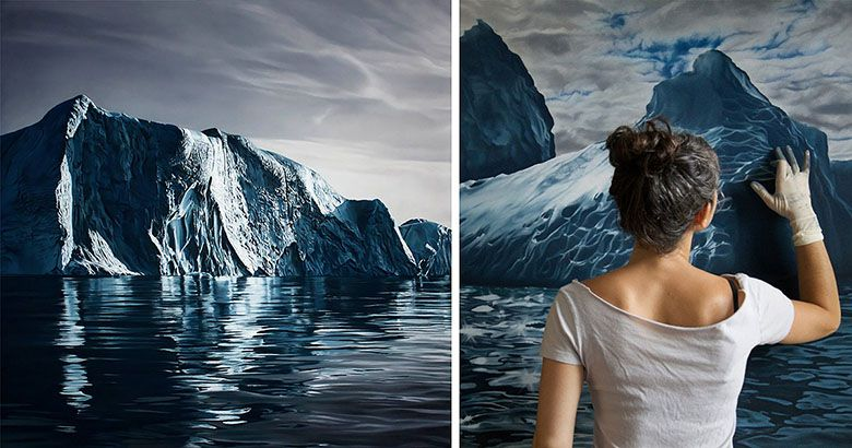 finger-drawing-glacier-iceberg-zaria-forman-fb