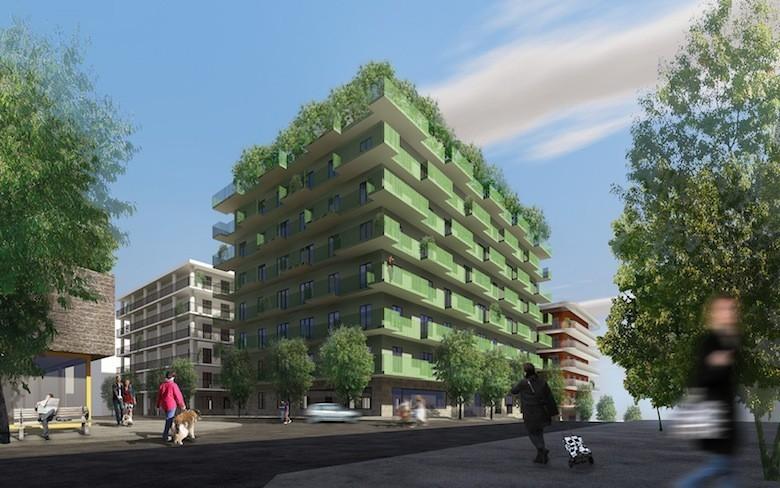 Beliebt En Suède, une ville écologique du futur sort de terre GF13