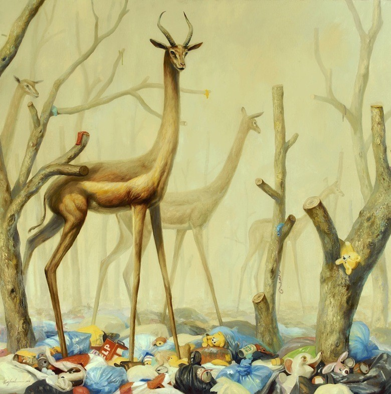 02_peintre_Martin_Wittfooth