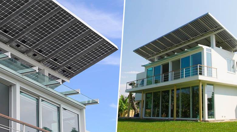 Panneau solaire autonome maison trendy electrique solaire for Kodasema maison