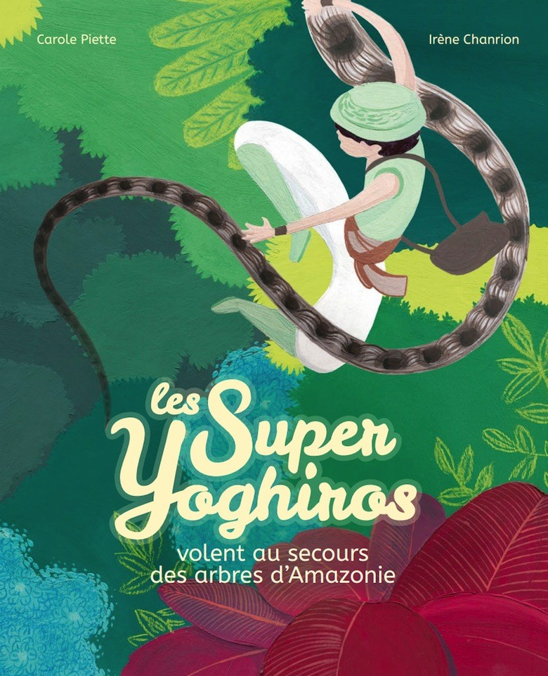 Couverture Yoghiros