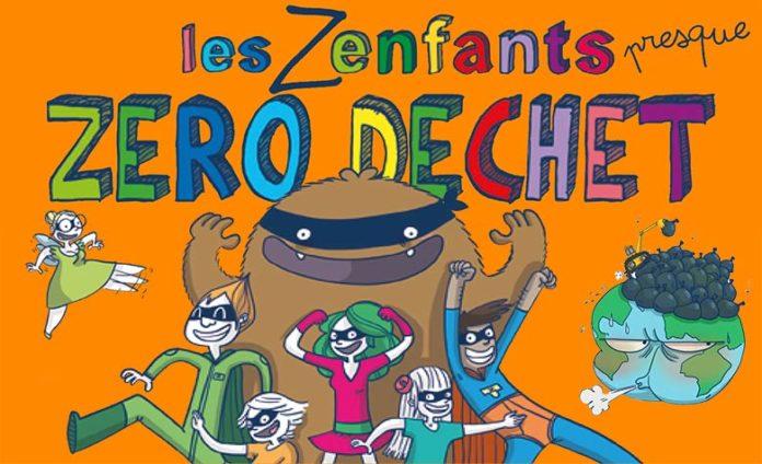 Les Zenfants Zero Dechet Un Livre Engage Pour Petits Et