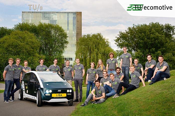 LINA, la voiture électrique et biodégradable qui veut révolutionner la mobilité ! By Mrmondialisation Ecomotive-Lina-Biodegradable-Car-10