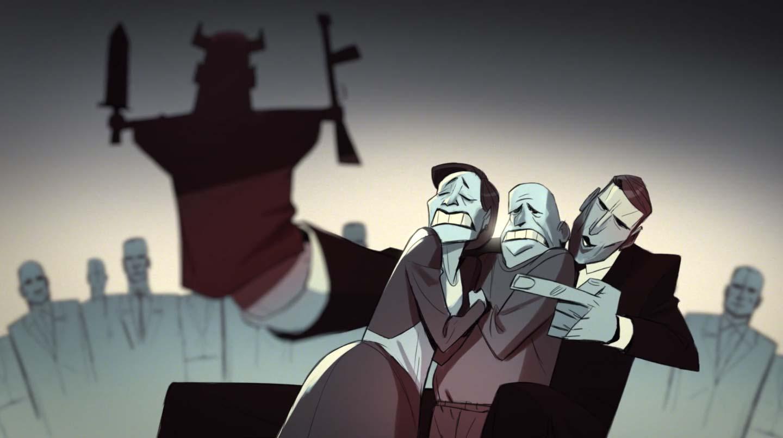 « Dans l'Ombre » : ce court-métrage puissant gifle l'occident en pleine face In-shadow-a-modern-odyssey323