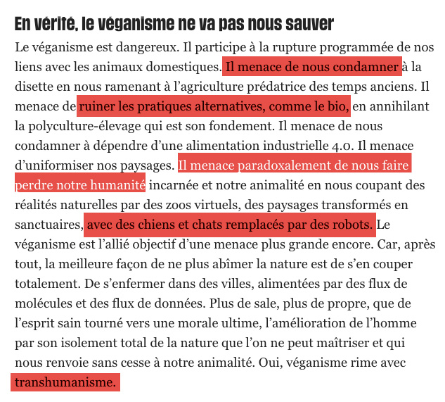 Vegan Attitude - Page 3 Vaganophobe