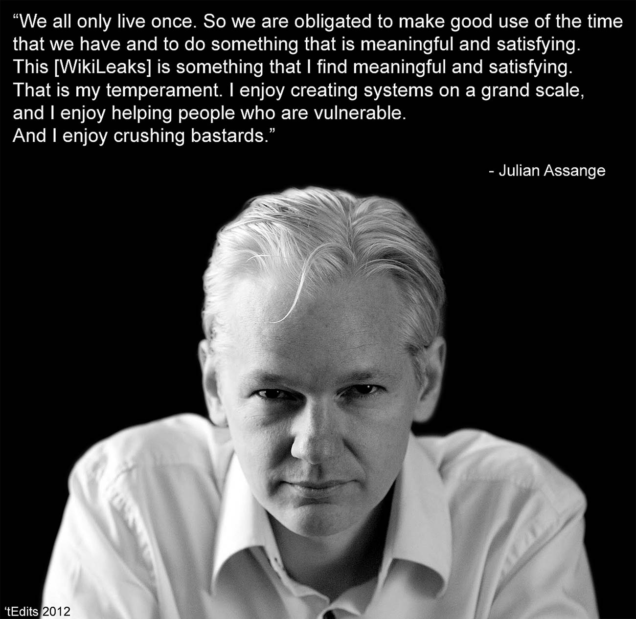 Julian Assange meurt à petit feu en ce moment dans l'indifférence générale