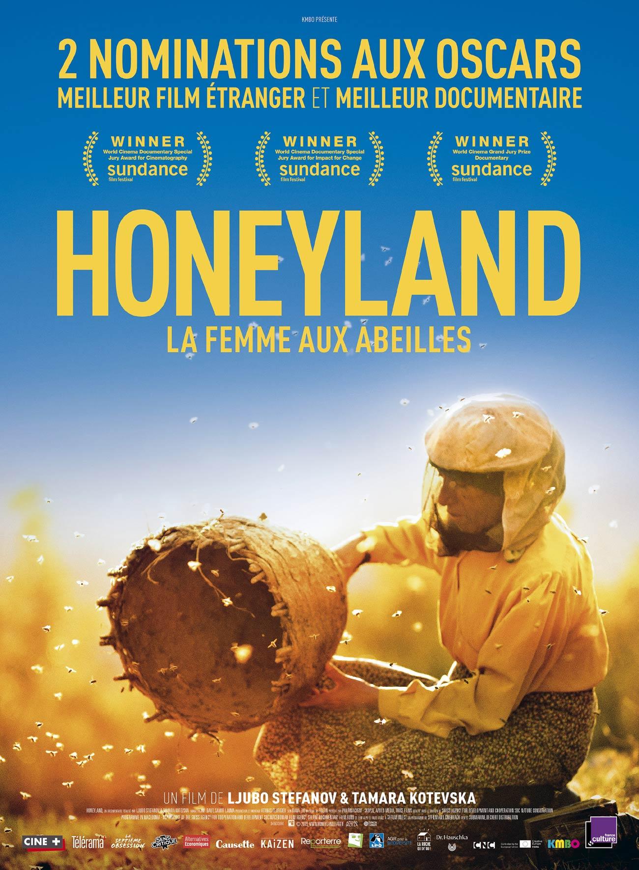 Honeyland : récit de l'incroyable Femme aux Abeilles ! (vidéo sur Bidfoly.com) By MrMondialisation Honeyland