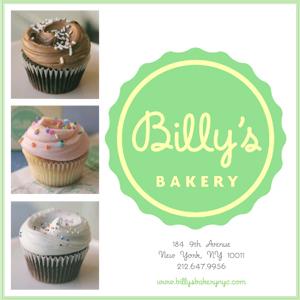 Photo : Billy's Bakery