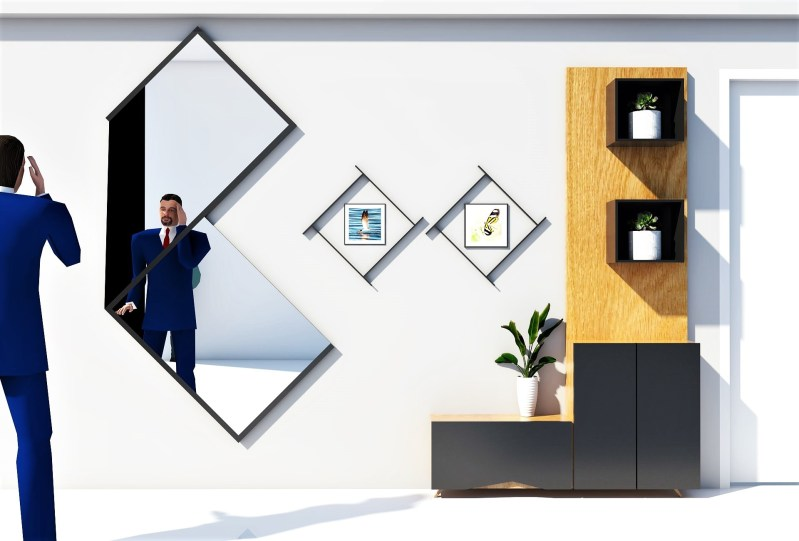 Accent Wall -B