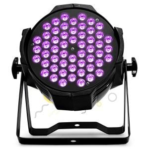 THOR PAR LED 54X3W UV