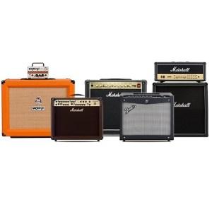 Amplificadores de Guitarra