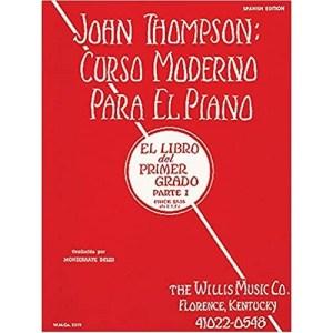 JOHN THOMPSON EL LIBRO DEL PRIMER GRADO PARTE 1