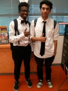 Robel and Henry