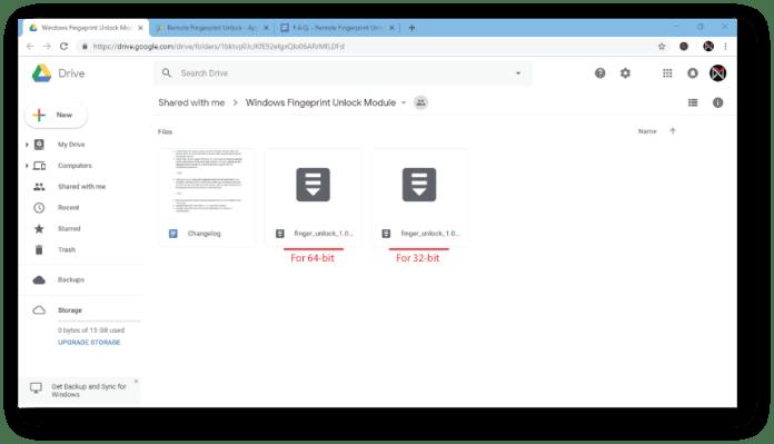 unlock windows android fp 2