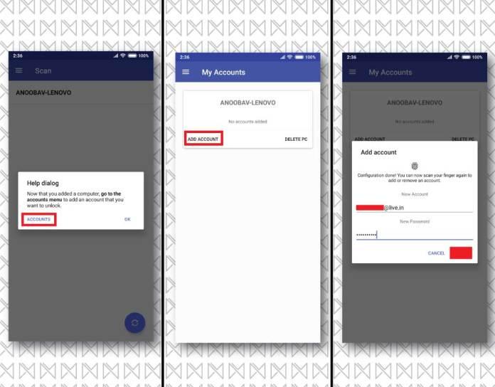 unlock windows android fp 6