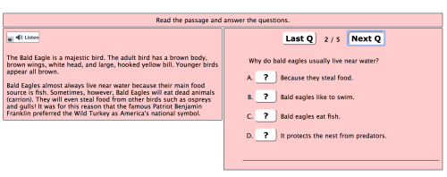 small resolution of Mr. Nussbaum Lang. Arts Reading Comprehension (Online) Activities