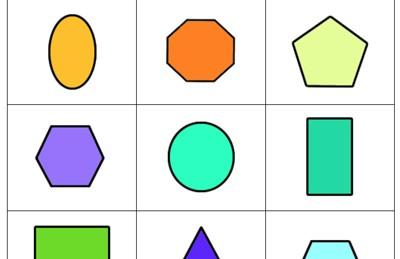 mr nussbaum shapes online