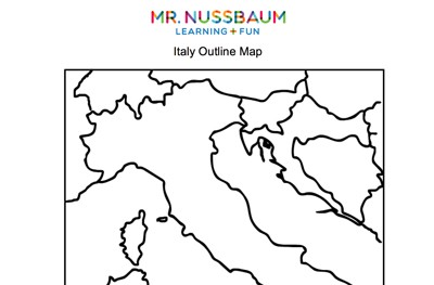 Mr. Nussbaum Geography Europe Activities